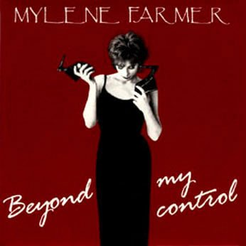 Pochette du single - Beyond my control