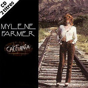 Pochette du single - California