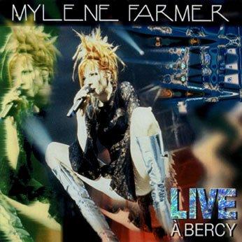 Voici maintenant la 2éme tournée de Mylène Farmer le - LIVE A BERCY 96