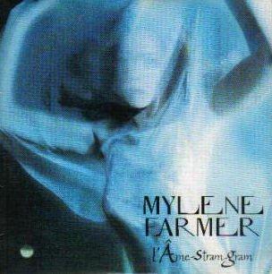 Pochette du single - L'Âme-Stram-Gram