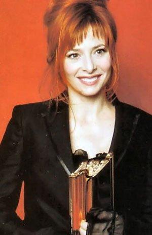 Mylène Farmer au NRJ MUSIC AWARDS 2003
