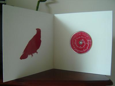 Voici le collector - Beyond my control contenant une pochette ouvrable format LP contenant le CD Promo (rouge - écritures blanches) incrusté sur une double plaquette cartonnée.