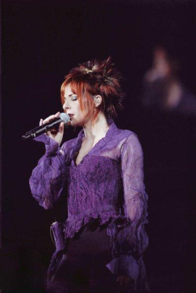 Photo du concert - Ange,parle-moi