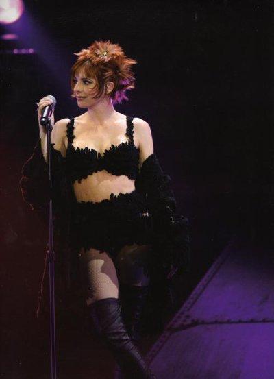 Photo du concert - Déshabillez-moi