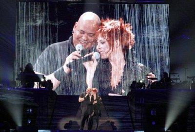 Photo du concert - Les mots