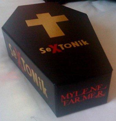 Voici le collector - Sextonik (le Sextoy)