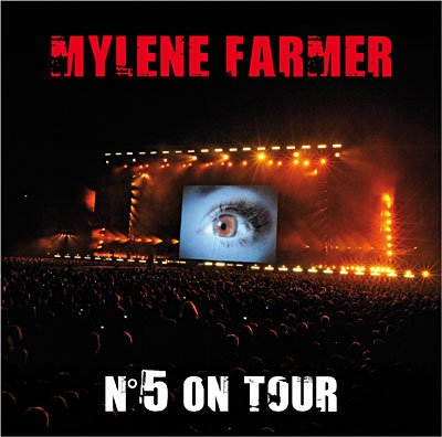 Voici la 5éme tournée de Mylène Farmer - N°5 ON TOUR