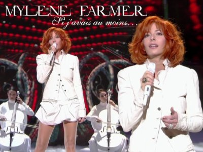 Mylène Farmer aux NRJ MUSIC AWARDS 2009