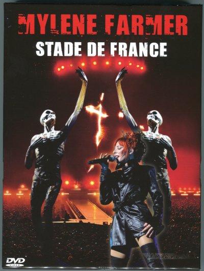 DVD AU STADE DE FRANCE 2009