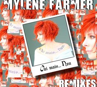 Pochette du remixes - Oui mais... non