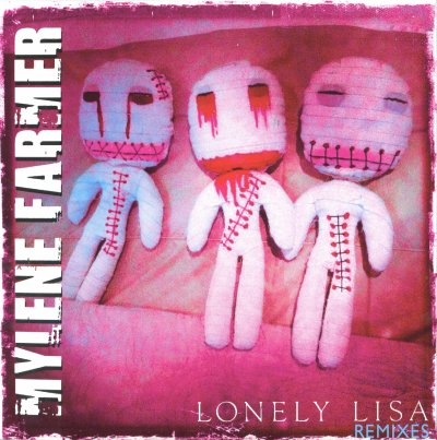 Suite pochette des remixes - Lonely Lisa