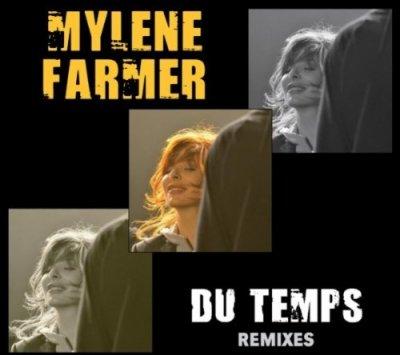 Pochette des remixes - Du temps