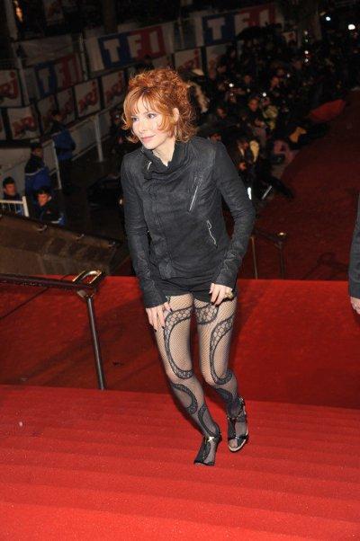 Photos des NRJ Music Award - Montée des marches
