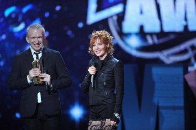 Fin des photos des NRJ Music Award avec la remise du NRJ Award de diamant