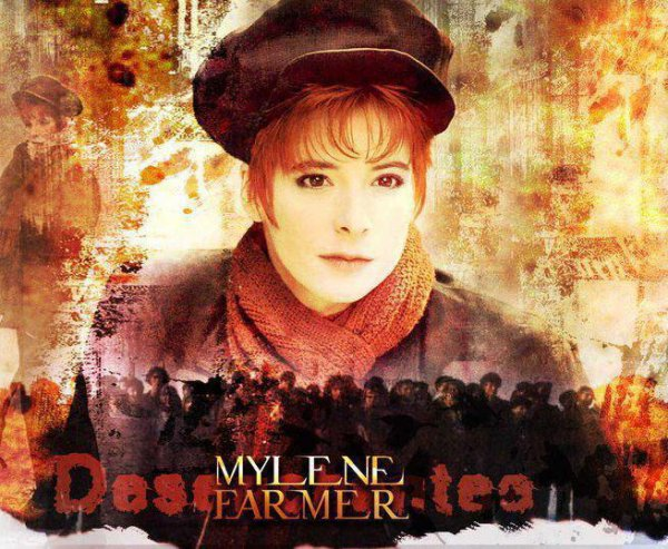 Photos Mylène Farmer