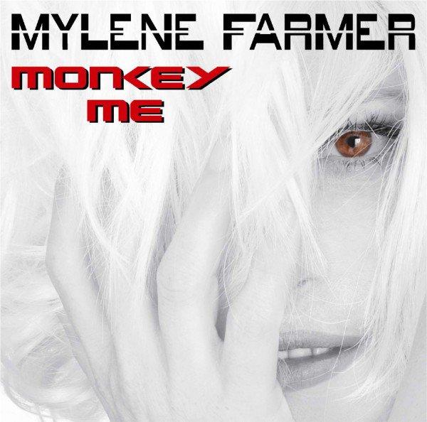 Voici le 9éme album studio de Mylène Farmer - Monkey Me