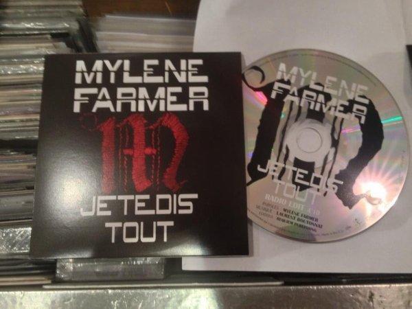 """NEWS : Voici le CD promo """" Je te dis tout """""""