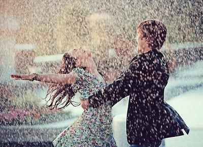 On dis que l'amour rend aveugle, c'est peut être pour ça qu'on a du mal à se retrouver..