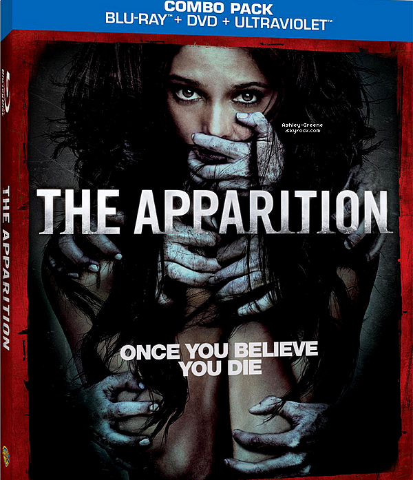 • MOVIE - Découvrez la pochette Blu-ray/DVD de The Apparition
