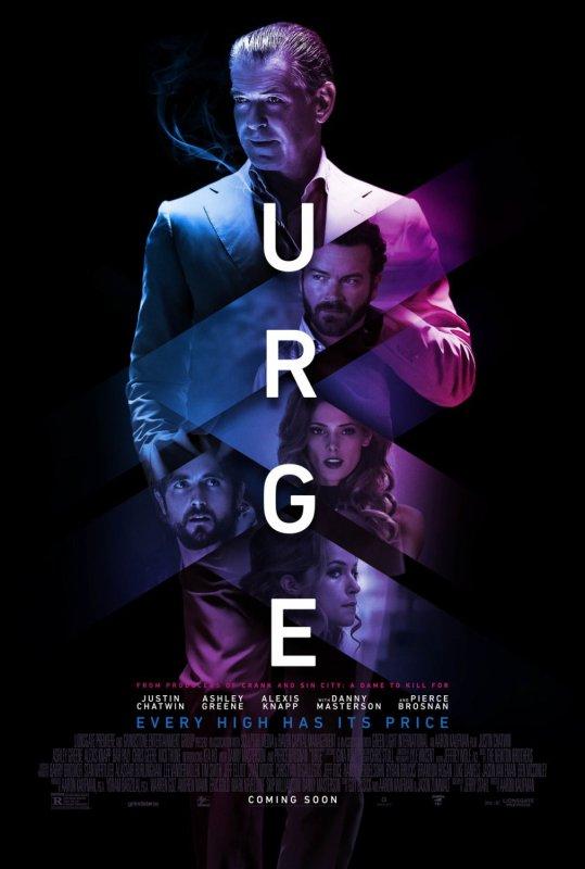 """• MOVIE - Découvrez la trailer du nouveau film d'Ash: """"URGE"""""""