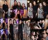 APPARENCES - 21/01/2016 : Maia était à un dîner avec Sofia Carson et Laura Marano