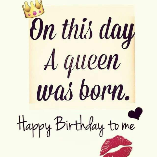 Queen was born on may