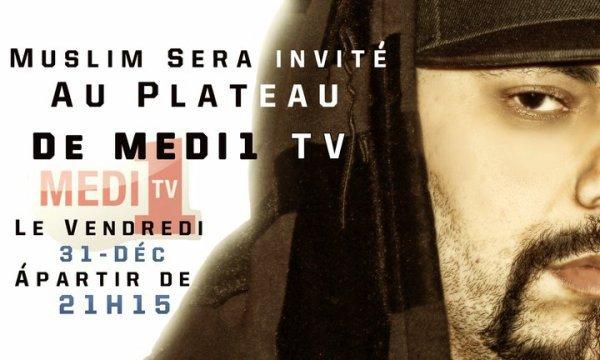 Muslim sur Medi1 Tv