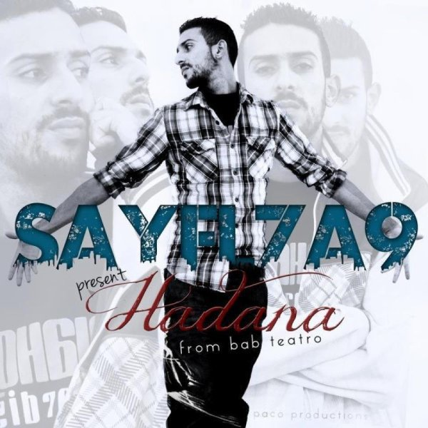 New.  Album Hadana - Sayf L7a9