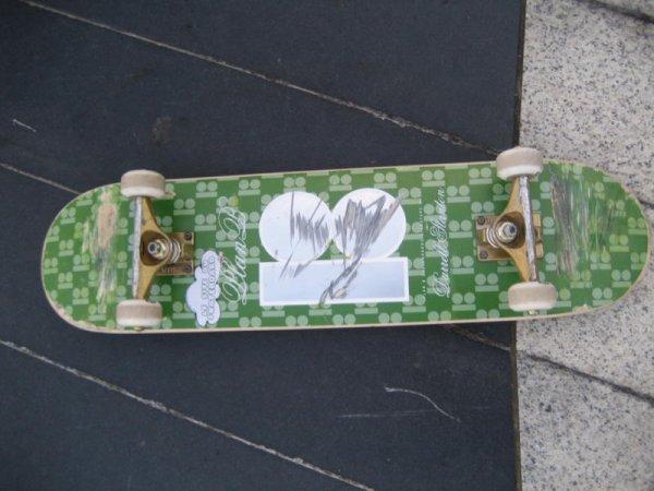 Le skate + qu'une passion :)