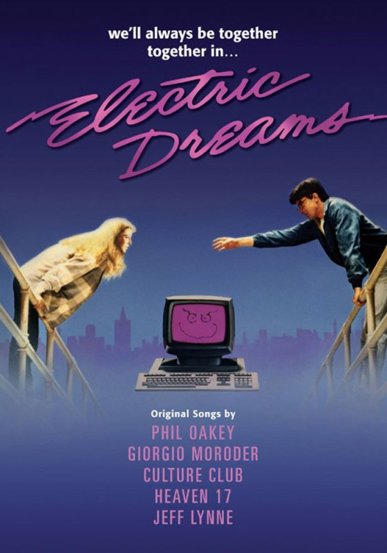 Electric Dreams OST / Together In Electric Dreams - Phil Oakley (1986)