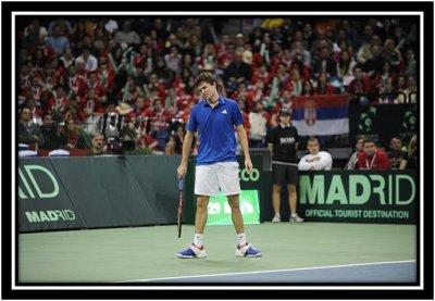 Coupe Davis 2010: Finale France vs Serbie à Belgrade (2)