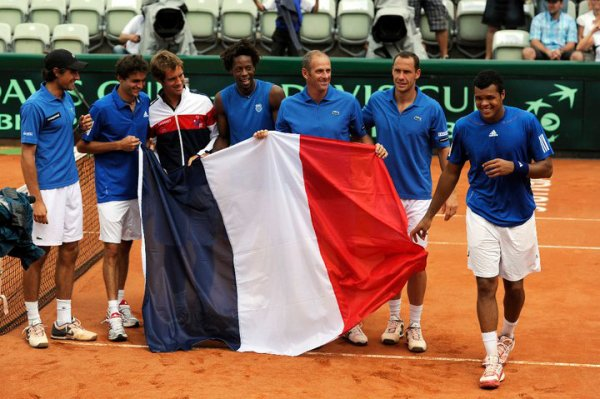 Coupe Davis 2011: Quart de finale France vs Allemagne