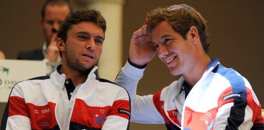 Coupe Davis Demi-finale : France vs Espagne