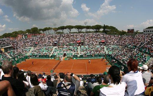 Masters de Rome 2012