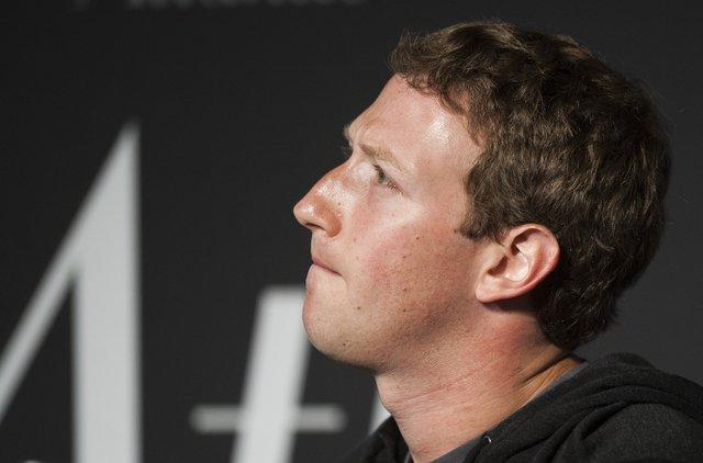 megalomaniaque, schyzo, parano, Le patron de Facebook ne veut pas être dérangé