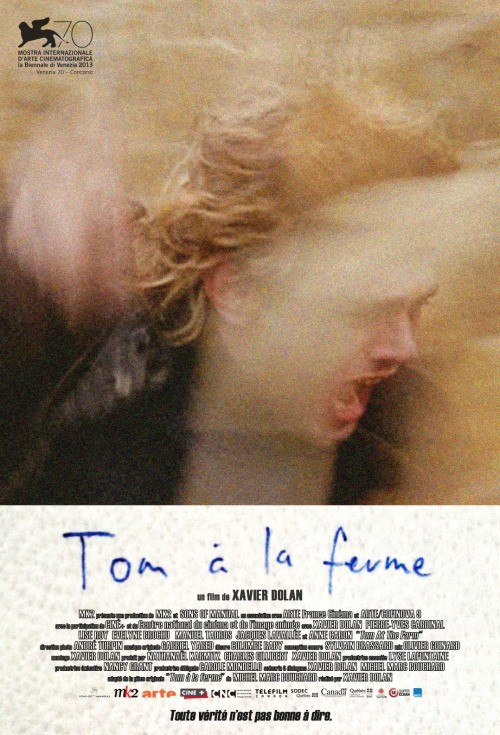 """le petit prodige à encore frappé  Xavier Dolan en mauvaise posture dans le 1er extrait de """"Tom à la ferme"""""""