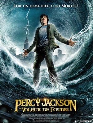 . Percy Jackson Le Voleur De Foudre .