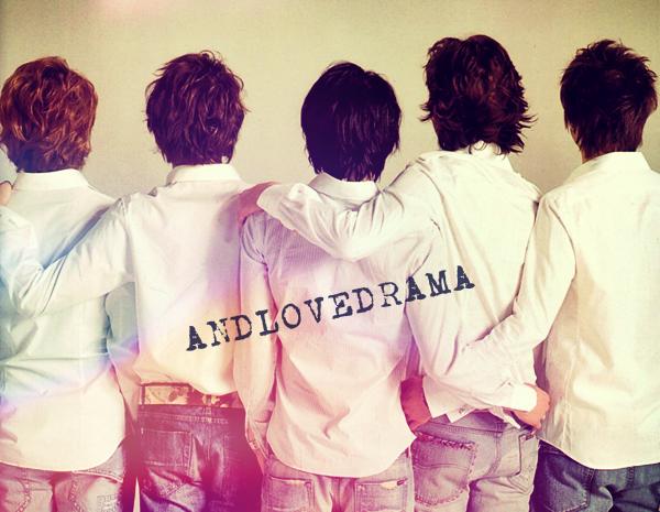 Bienvenue sur AndLoveDrama