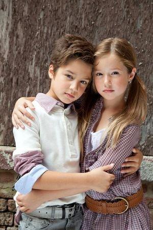 Les jumeaux: Lucas et Lola