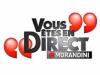 """Sonia Lacen dans l'émission """"Vous Etes En Direct #Morandini"""""""