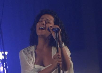 Concert Thérèse - Vivre d'amour 2