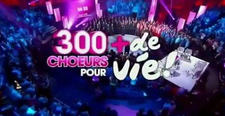 Sonia, 300 choeurs pour + de vie (2013)
