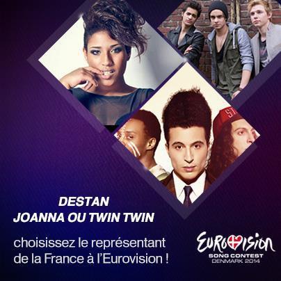 Les chansons d'abord, spéciale Eurovision