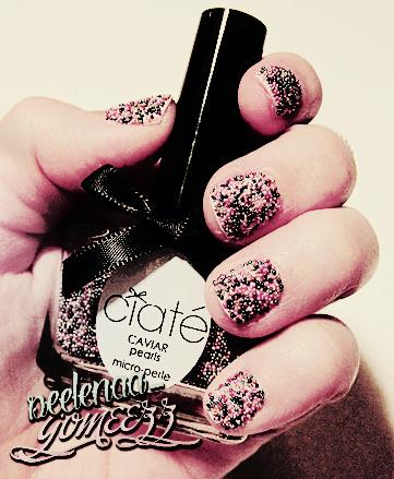 La caviar manucure.♥