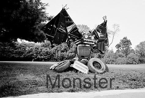 It's Ed, the monster.