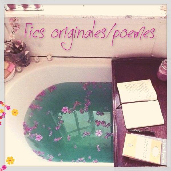Sommaire fictions originales/poèmes :