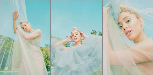 • Nouvelles photosd'Ariana Grandepour le magazine : « Time », réalisé par Jimmy Marble '!