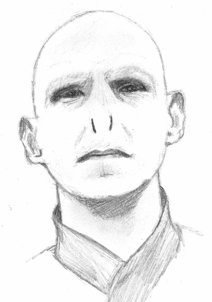Lord Voldemort - Ap-Drawing