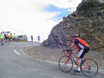 Le sommet du Galibier