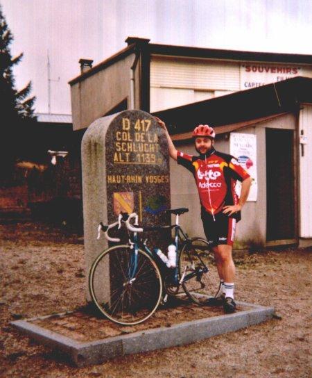 Voyage dans les Vosges en 2001